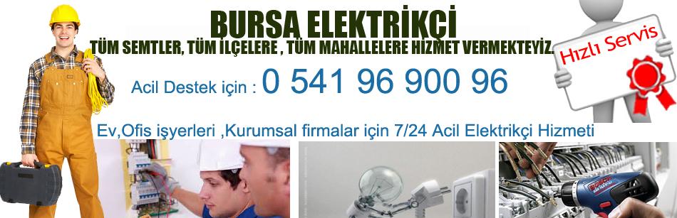 bursada elektrikçi